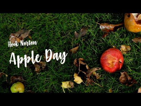Hook Norton Apple Day - 2019