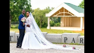 OUR WEDDING DAY (Dr & Mrs Brown)