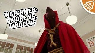 "Watchmen Show Creator Tells Alan Moore ""F*** You, I'm Doing It Anyway."" (Nerdist News)"