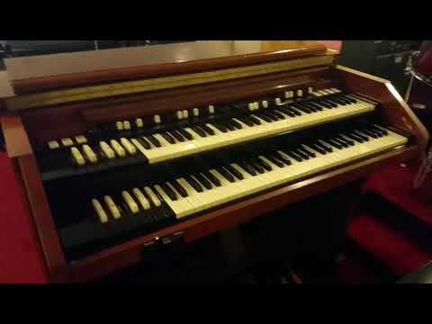 Hammond Doc Service Call - Hammond C3 Organ With Loss Swell Volume Control