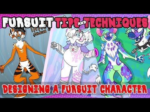 Fursuit Tips&Techniques: Fursuit Characters
