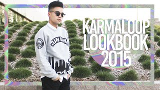 Karmaloop Lookbook 2015 Thumbnail