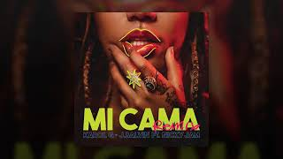 Mi Cama (Remix) (bass boosted) - Karol G_ J Balvin.