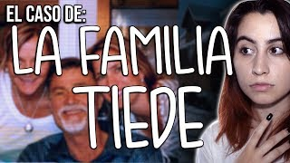 El increible caso de las Familia Tiede Ft. Marian Rogg #especialnavideño