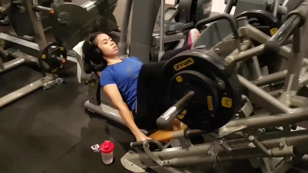 Alat Gym Untuk Mengecilkan Paha Dan Betis Berbagai Alat