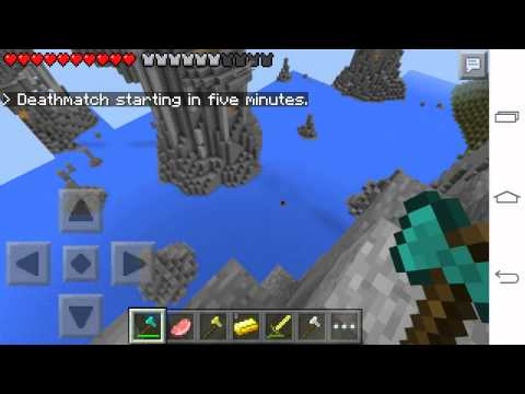 Minecraft PE Hunger Games #8