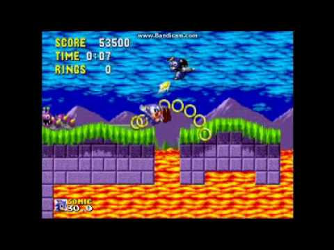 Sonic The Hedgehog - Acid Trip - Part 1
