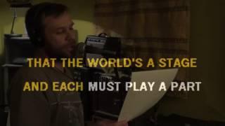 Karaoke - Are you lonesome tonight - Elvis Presley Version 1