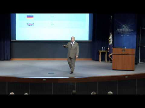 CSF 2015 | Andrew Krepinevich: Security Challenges and Resources