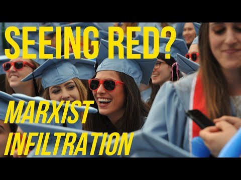 EXPOSED: The Marxist Plot to Destroy Higher Education in America