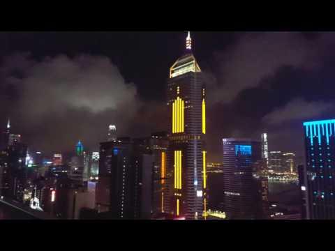 Hongkong Wooloomooloo Rooftop Bar