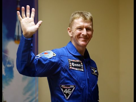 Tim Peake space launch: Watch live
