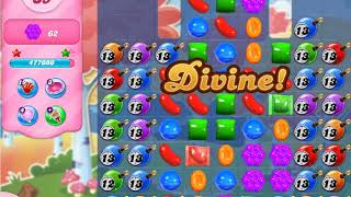Candy Crush Saga   level 374 no boosters