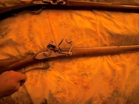 Flintlock\Matchlock Musket + Snaphaunce