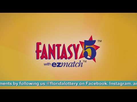 Lotto And Fantasy 5 20180815