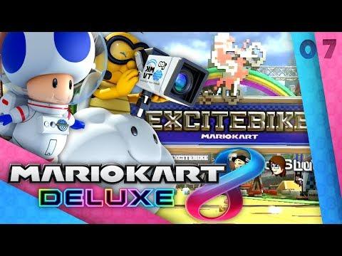 Mario Kart 8 Deluxe Online - [07]: Ich rede über meine Zähne!