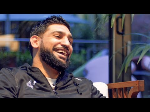 Amir Khan EXCLUSIVE: 5 questions he's NEVER BEEN ASKED BEFORE