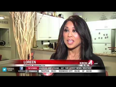 Ex Cheerleader Speaks Out Against Raiderette Lawsuit