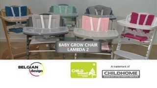 Lambda 2 Grow Chair