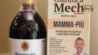 DIETA GIANLUCA MECH - MAMA PIU