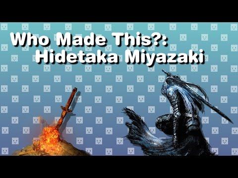 Who Made This?: Hidetaka Miyazaki // Codex Entry