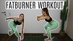 20 Min. WOHNZIMMER ABNEHM WORKOUT | HIIT Ganzkörper Workout für Zuhause