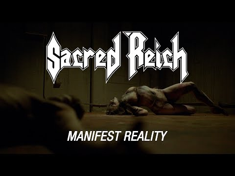 "Sacred Reich ""Manifest Reality"" (OFFICIAL VIDEO)"