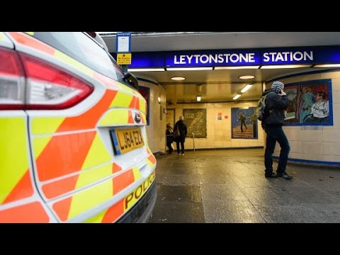 London stabbing suspect charged with attempted murder