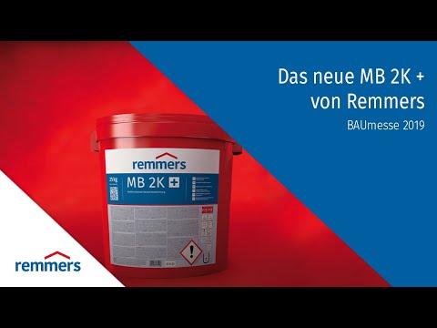 Das neue MB2K Plus von Remmers