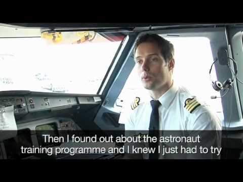 Air France - Astronaut and pilot [en]