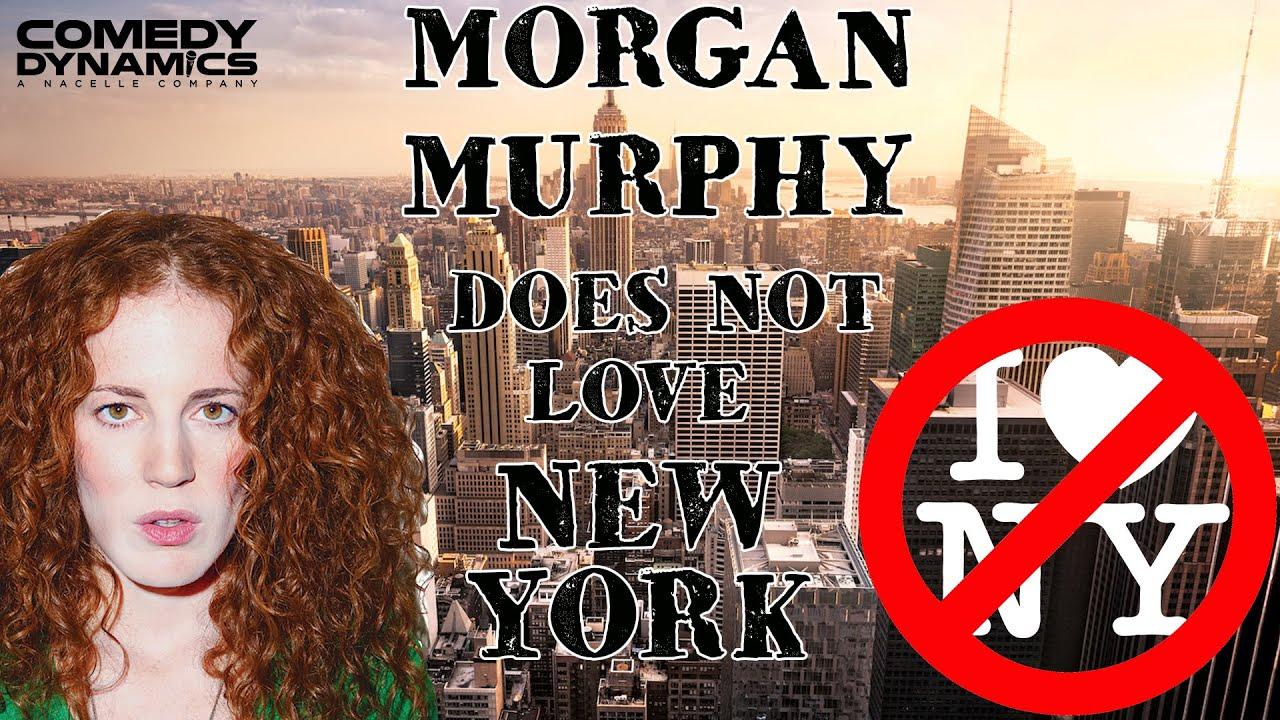 Morgan Murphy (comedian)