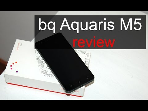 Bq Aquaris M5 Now Available in Movistar