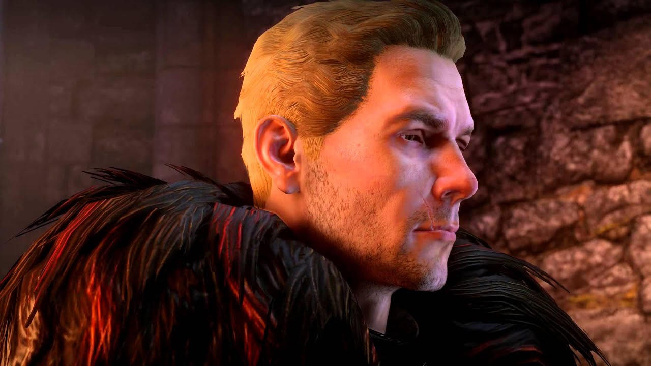 Dragon Age Inquisition Cullen Prays For The Inquisitor Youtube