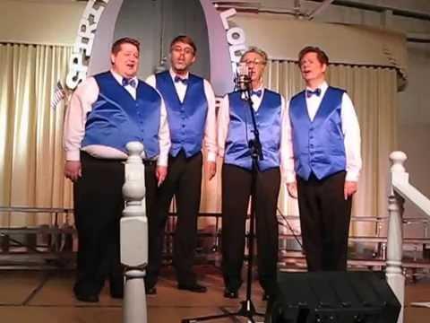 In the Garden: Gospel Quartet Barbershop