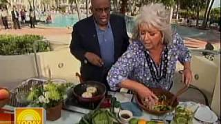 The Best Damn 'today Show' Cooking Segment Ever!...raunchy Cooking With Al Roker & Paula Deen.