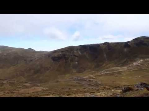 Inca Trail Ecuador/ Paso Cuchilla Tres Cruces