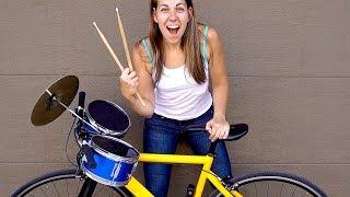 can-i-make-my-bike-a-drum-set