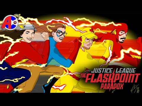 Justice League: The Flashpoint Paradox - Awesome Comics