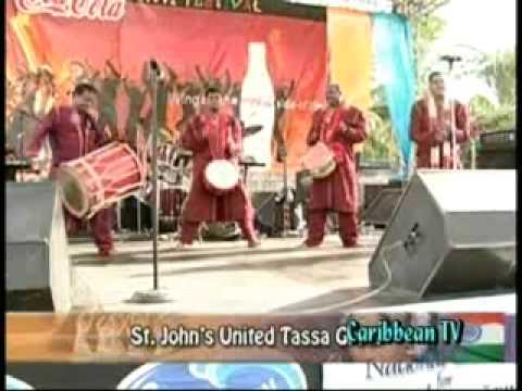 Jamaican Indians Roti Fest  Part 1