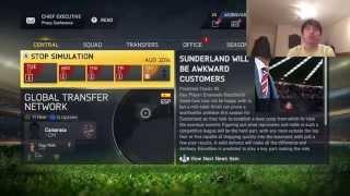 West Ham Career Mode #1! - Fifa 15 Thumbnail