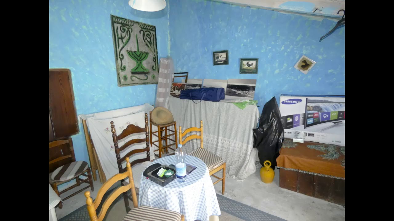 Historic Spanish Town House In Teulada - YouTube