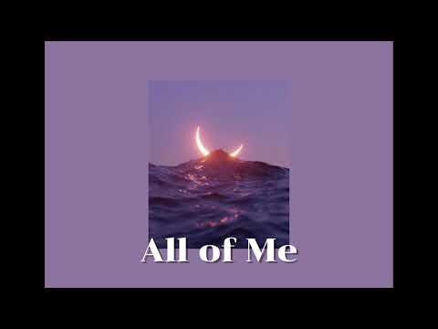 All of Me – John Legend (Cover by Sunta Styx.)