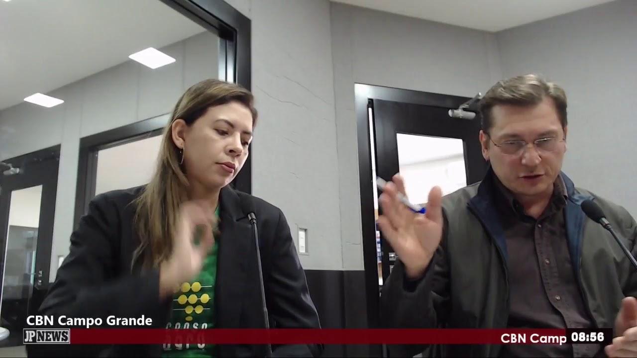 Entrevista CBN Campo Grande: Elenice Cristaldo, coord. de divulgação de informações do IBGE