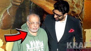 See How Abhishek Bachchan INSULTED By Him - Watch Video