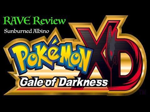 Sunburned Albino RAVE Review - Pokemon XD: Gale Of Darkness