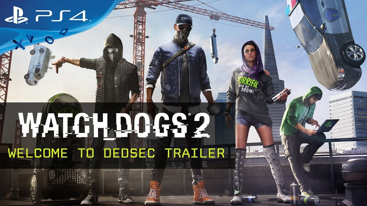 Watch Dogs  Deiver Sf