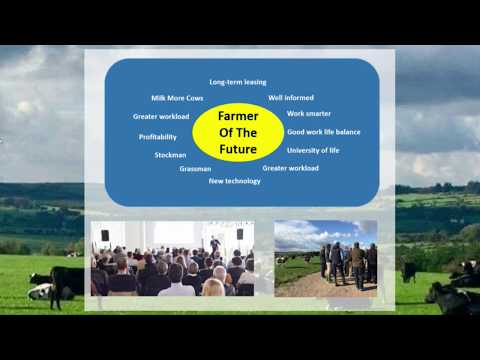 Robert Troy speaking at the 2017 Positive Farmers Conference