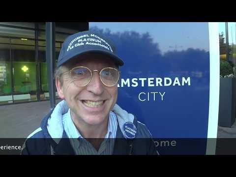 Hotel Novotel Amsterdam City, Netherlands  ✨ ENGLISH ✨ PLATINUM MEMBER TEST ✨ Le Club AccorHotels