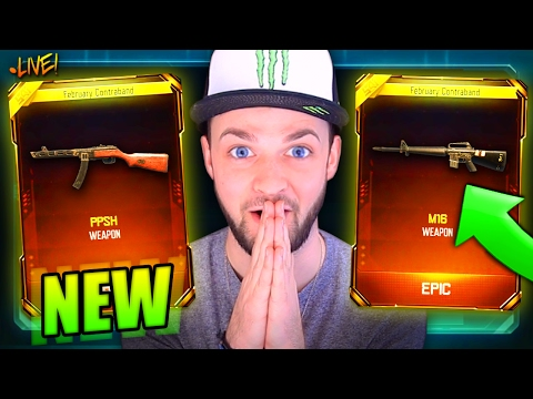 WTF - BRAND *NEW* GUNS! - (Black Ops 3 NEW Weapons LIVE w/ Ali-A)