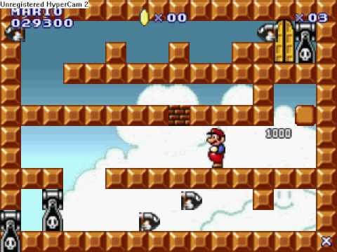 Super Mario Flash Level Editor: Short (but Challenging) Level